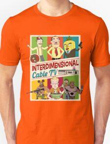 Interdimensional Cable TV Unisex T-Shirt