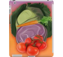 Vegetables 2 / Fruit Shop iPad Case/Skin