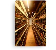 Beer collection Canvas Print