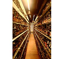 Beer collection Photographic Print