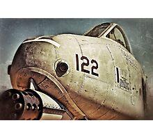 A-10 Warthog Photographic Print