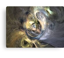 Inviting depth Canvas Print