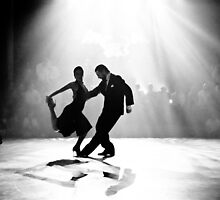 Tango in Black by Alexander Zabara