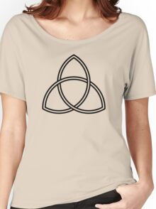 Triquetra Women's Relaxed Fit T-Shirt