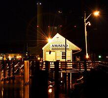 Amistad Port  by NEDreamsPhoto