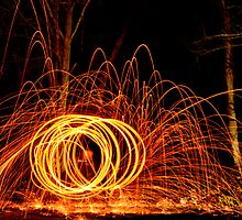 Sparkler  by NEDreamsPhoto