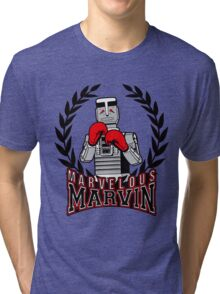 Marvelous Marvin Tri-blend T-Shirt