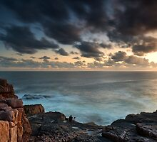 On the edge by Michael Howard