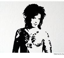 Nikki Sixx by House Of Wonderland