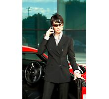 corporate mannequin  Photographic Print
