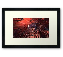 Abstract Digital Painting #10 Framed Print