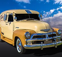 Chevy Delivery by Keith Hawley