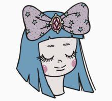 Blue Princess One Piece - Short Sleeve