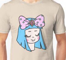 Blue Princess Unisex T-Shirt