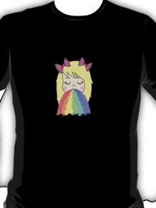 Rainbow Barf T-Shirt