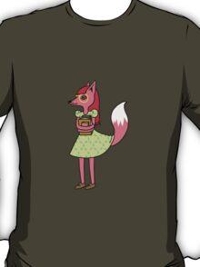 Bookworm Fox T-Shirt