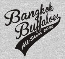 Bangkok Buffaloes Baseball by mobii