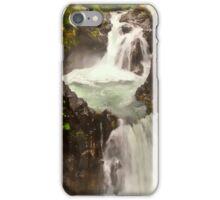 Water falls 5 iphone case iPhone Case/Skin