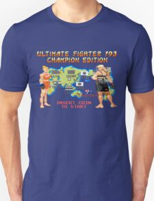 Ultimate Fighter 193 Rousey vs Holm T-Shirt