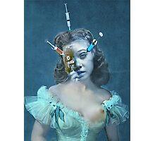 Portrait of a Female Futurist 3. Photographic Print