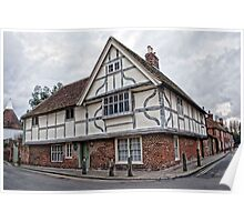 The Manor House, Fordwich Poster