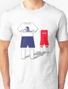Class vs Arse T-Shirt