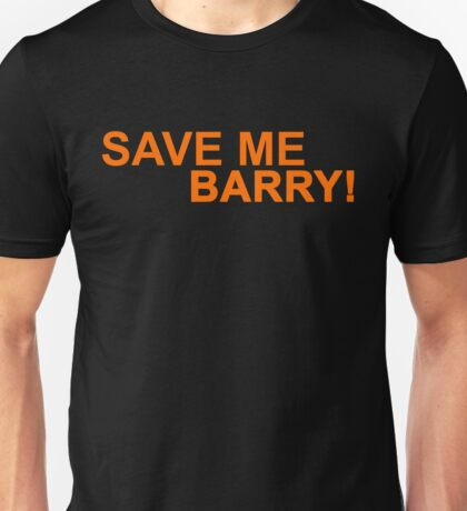Who's Barry? Unisex T-Shirt
