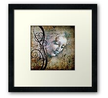 The Lady of Shallot Framed Print