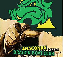 Anaconda Needs you 2 by Christian Burton