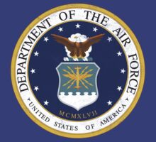 Dept of the Air Force by Deadscan