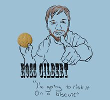 Ross Gilbert - Risk it on a biscuit T-Shirt