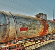 The Tank Car  Grapevine TX  by John  Kapusta