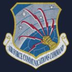 Air Force Comm Command by Deadscan