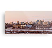 Regina Skyline Metal Print