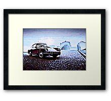 Classic Porsche Framed Print