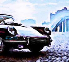 Classic Porsche Sticker