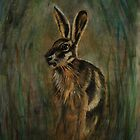 Mad March Hare by Lynn Hughes