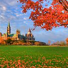 Colours of Canada by Andre Faubert