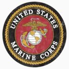 Marine Corps by Deadscan