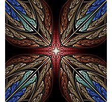 Angelic Star Photographic Print