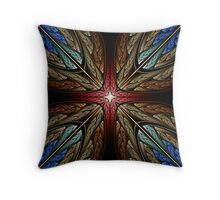 Angelic Star Throw Pillow