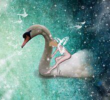 Ride a White Swan by Carol Bleasdale