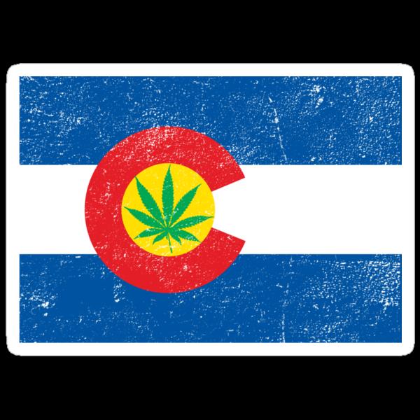 Vintage Colorado Cannabis by colorhouse