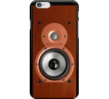 SPEAKER IPHONE CASE 1a iPhone Case/Skin
