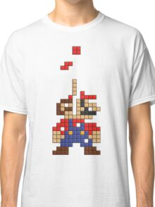 Super Mario Pixel Classic T-Shirt