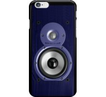 SPEAKER IPHONE CASE 1b iPhone Case/Skin