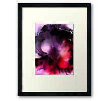 Violet Flame  Framed Print