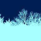 Trippy Trees by ReidOriginals