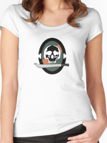 MW3 Africa Militia Women's Fitted Scoop T-Shirt