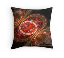Julia Butterfly Throw Pillow